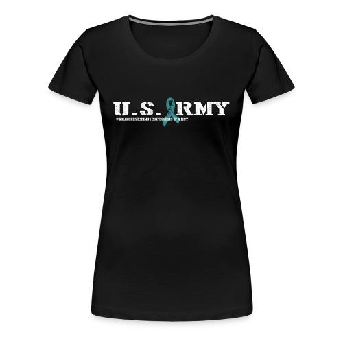 Army - Women's Premium T-Shirt