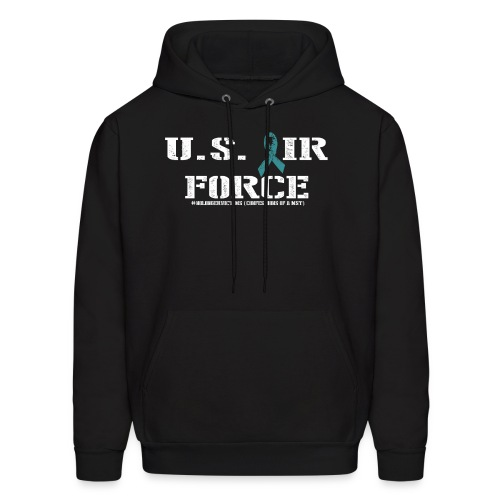 Air Force - Men's Hoodie