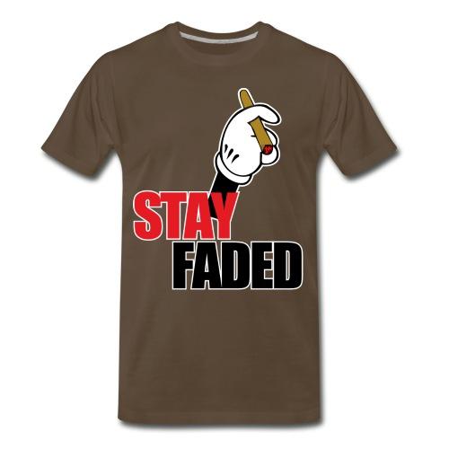 STAY FADED - Men's Premium T-Shirt