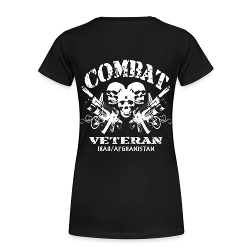 veteran (female) - Women's Premium T-Shirt