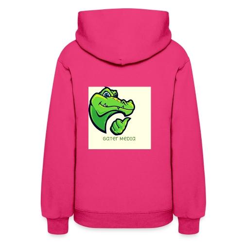 Gater Media Women's Hooded Sweatshirt - Women's Hoodie