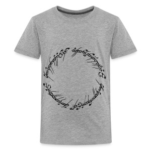 lord of the rings tee - Kids' Premium T-Shirt
