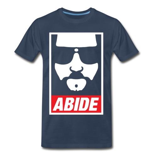 ABIDE - Men's Premium T-Shirt