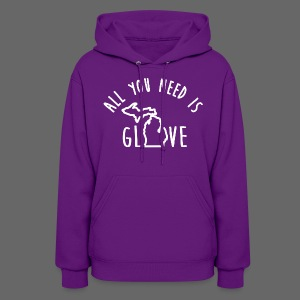 All You Need Is Glove - Women's Hoodie