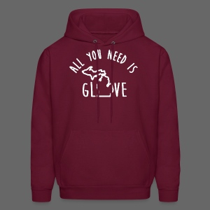 All You Need Is Glove - Men's Hoodie