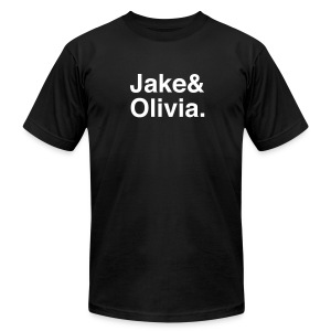 Scandal - Jake - Men's T-Shirt by American Apparel