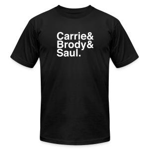 Homeland - Men's Fine Jersey T-Shirt