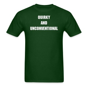 Quirky (Aquarius) - Men's T-Shirt