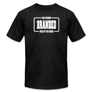 Branded - Men's T-Shirt by American Apparel