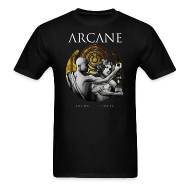 T-Shirts ~ Men's T-Shirt ~ 'Known' (Black, Mens)