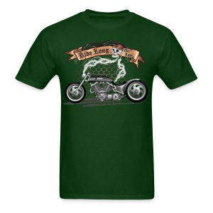 Custom Bike Motorcycle - Men's T-Shirt