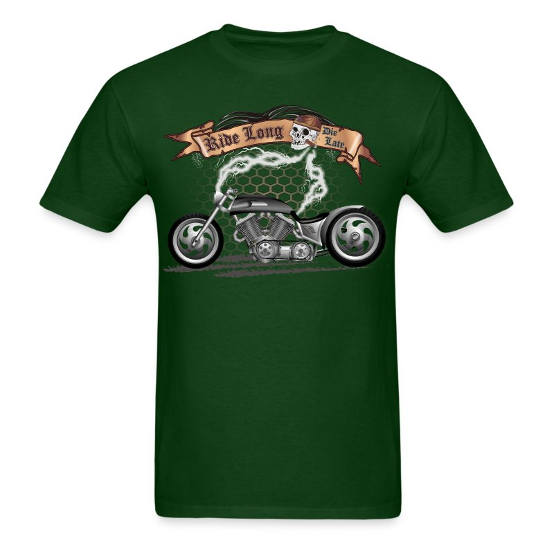 Custom bike t shirt spreadshirt for How to make money selling custom t shirts