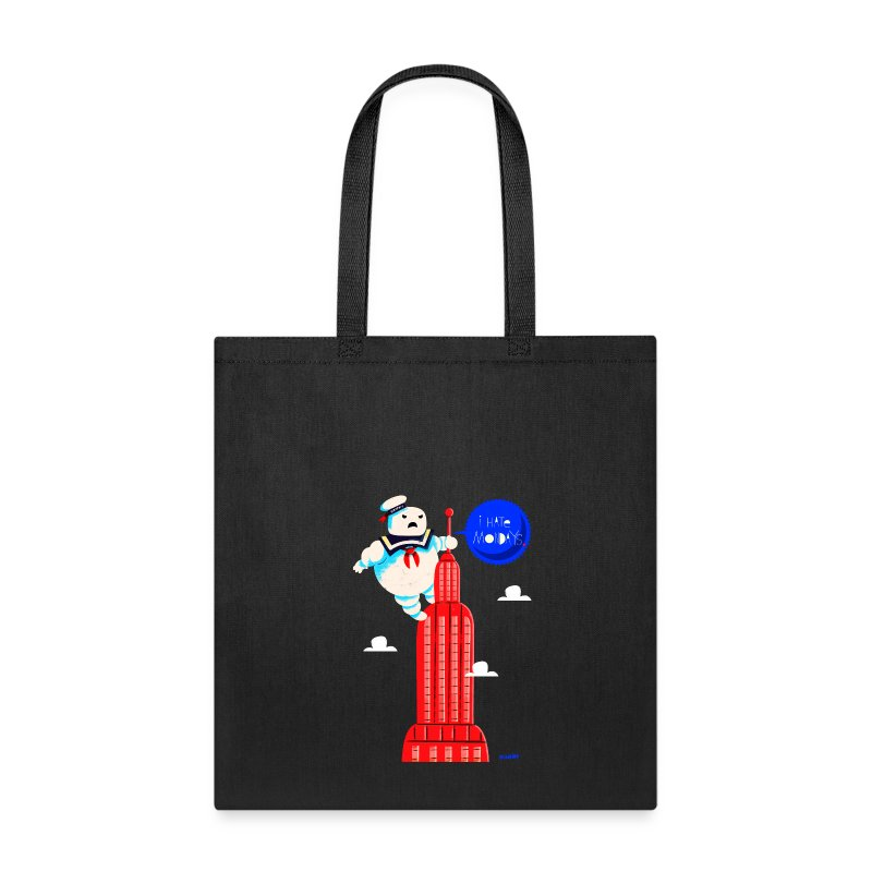 staypuffpishier.png - Tote Bag