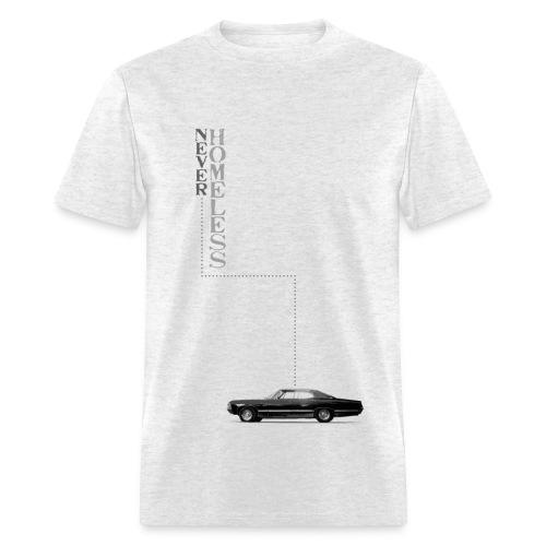 Never Homeless Men's Tee - Men's T-Shirt