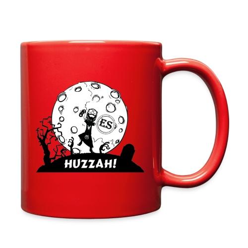 Huzzah Cartoon - Full Color Mug