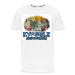 Kypseli Nut Shop (men) - Men's Premium T-Shirt