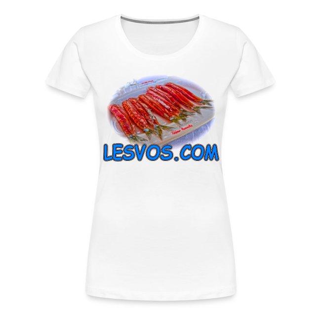 Lesvos Sardelles Pastes (women)