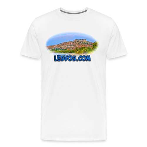Lesvos.com (men) - Men's Premium T-Shirt