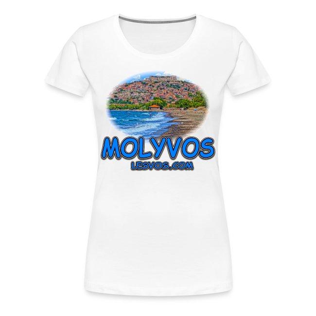 Lesvos Molyvos Blue (women)