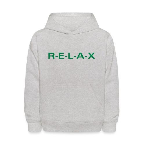 Relax Hoodie - Kids' Hoodie