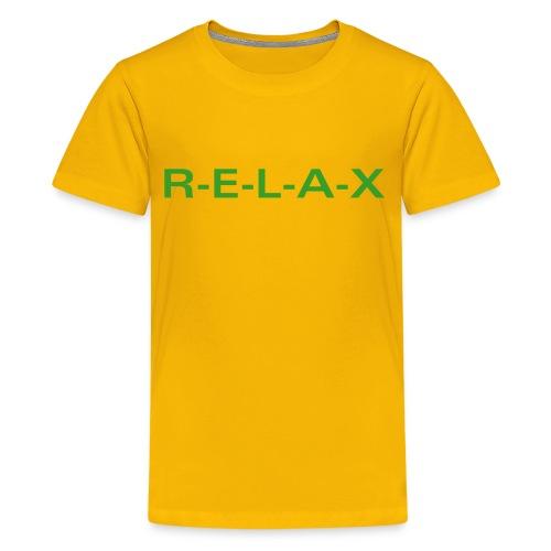 Relax Tee - Kids' Premium T-Shirt