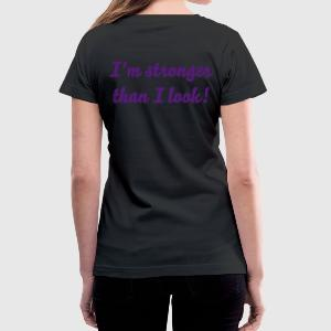 I Wear Purple (Lupus Awareness) Women's T-Shirts - Women's V-Neck T-Shirt