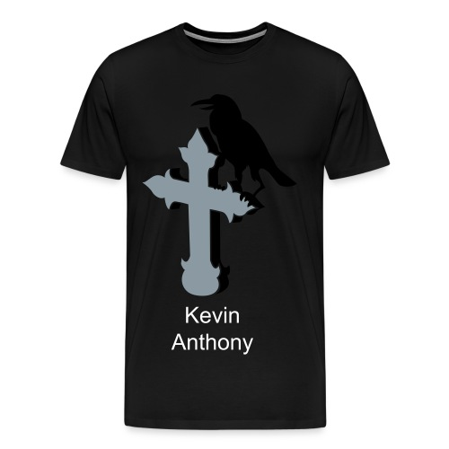 Kevin Anthony T-Shirt - Men's Premium T-Shirt