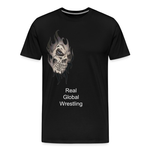 Real Global Wrestling - Men's Premium T-Shirt