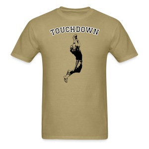 Football Touchdown - Men's T-Shirt