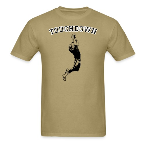 Football Touchdown - Men's T-Shirt