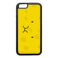 Accessories ~ iPhone 6 Rubber Case ~ Spongy iPhone 6 Case