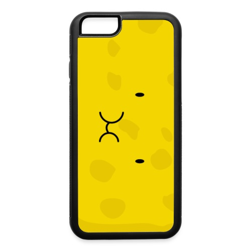 Spongy iPhone 6 Case - iPhone 6/6s Rubber Case