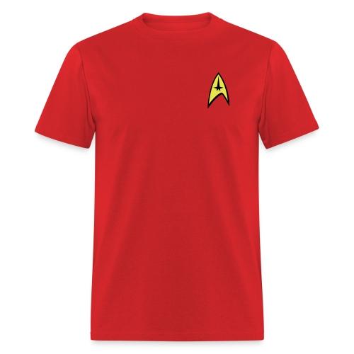 Star Trek Red Shirt - Men's T-Shirt