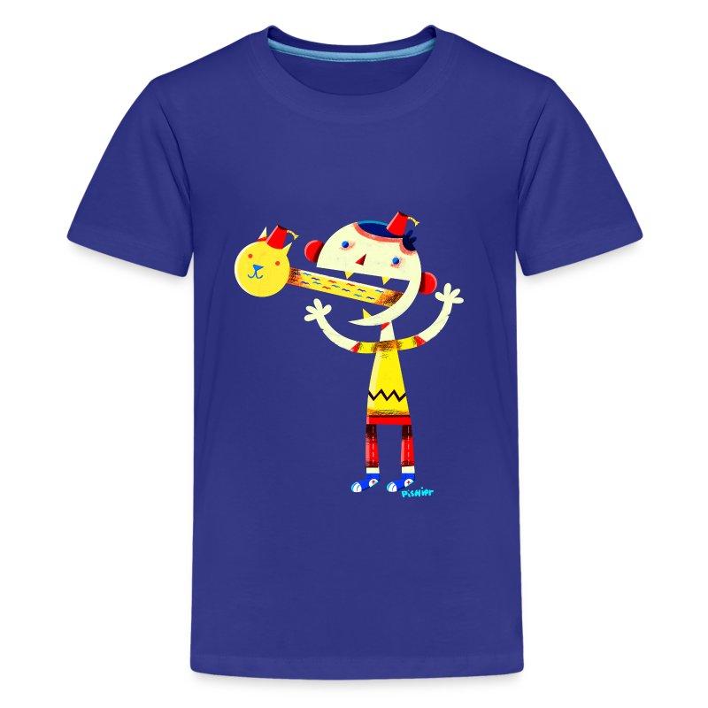 Kids' Premium T-Shirt - MEOW SURPRISE