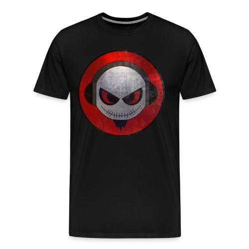 VooDooRadio Grunge Tee - Men's Premium T-Shirt