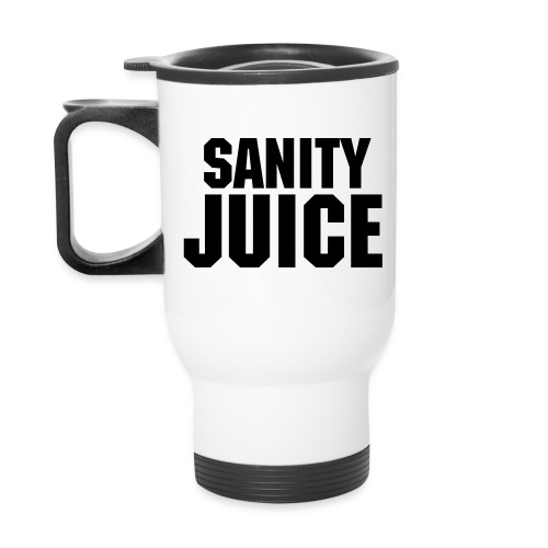 Sanity Juice To Go - Travel Mug