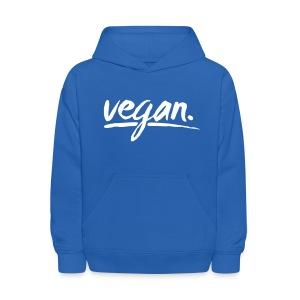 vegan - simply vegan ! - Kids' Hoodie