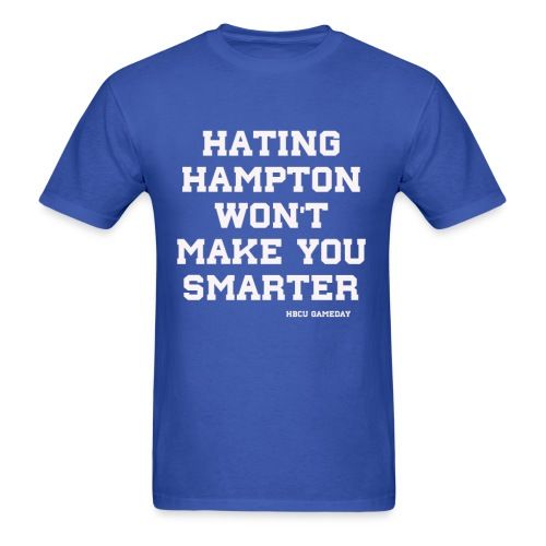 Hating Hampton  - Men's T-Shirt