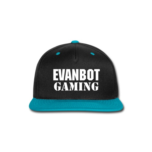 EvanBot Hat - Snap-back Baseball Cap