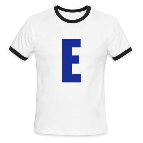 EvanBot Minecraft Shirt - Men's Ringer T-Shirt