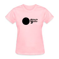 T-Shirts ~ Women's T-Shirt ~ Obviously You're Not A Golfer