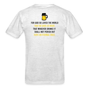 Beer 3:16 - Men's T-Shirt