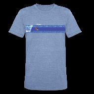 T-Shirts ~ Unisex Tri-Blend T-Shirt ~ California Games