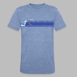 California Games - Unisex Tri-Blend T-Shirt