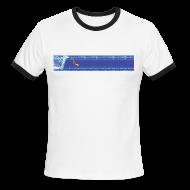 T-Shirts ~ Men's Ringer T-Shirt ~ California Games