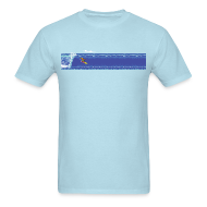 T-Shirts ~ Men's T-Shirt ~ California Games