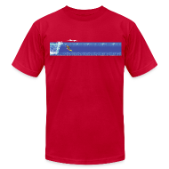 T-Shirts ~ Men's T-Shirt by American Apparel ~ California Games