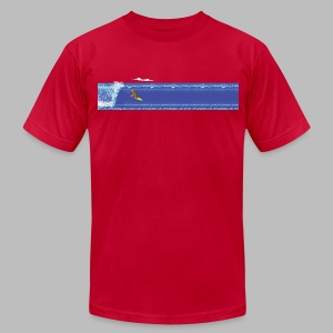 California Games - Men's T-Shirt by American Apparel