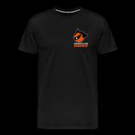 T-Shirts ~ Men's Premium T-Shirt ~ Propeller Anime Men's Pocket Tee