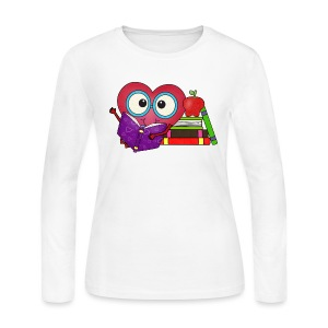 Valentine's Shirt! (Women's LS) - Women's Long Sleeve Jersey T-Shirt